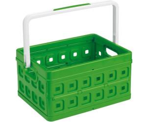 sunware square klappbox 24l gr n wei 57500606 ab 8 45 preisvergleich bei. Black Bedroom Furniture Sets. Home Design Ideas
