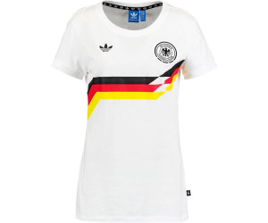 buy detailed pictures good service Adidas DFB Retro T-Shirt Damen weiß ab 16,75 ...