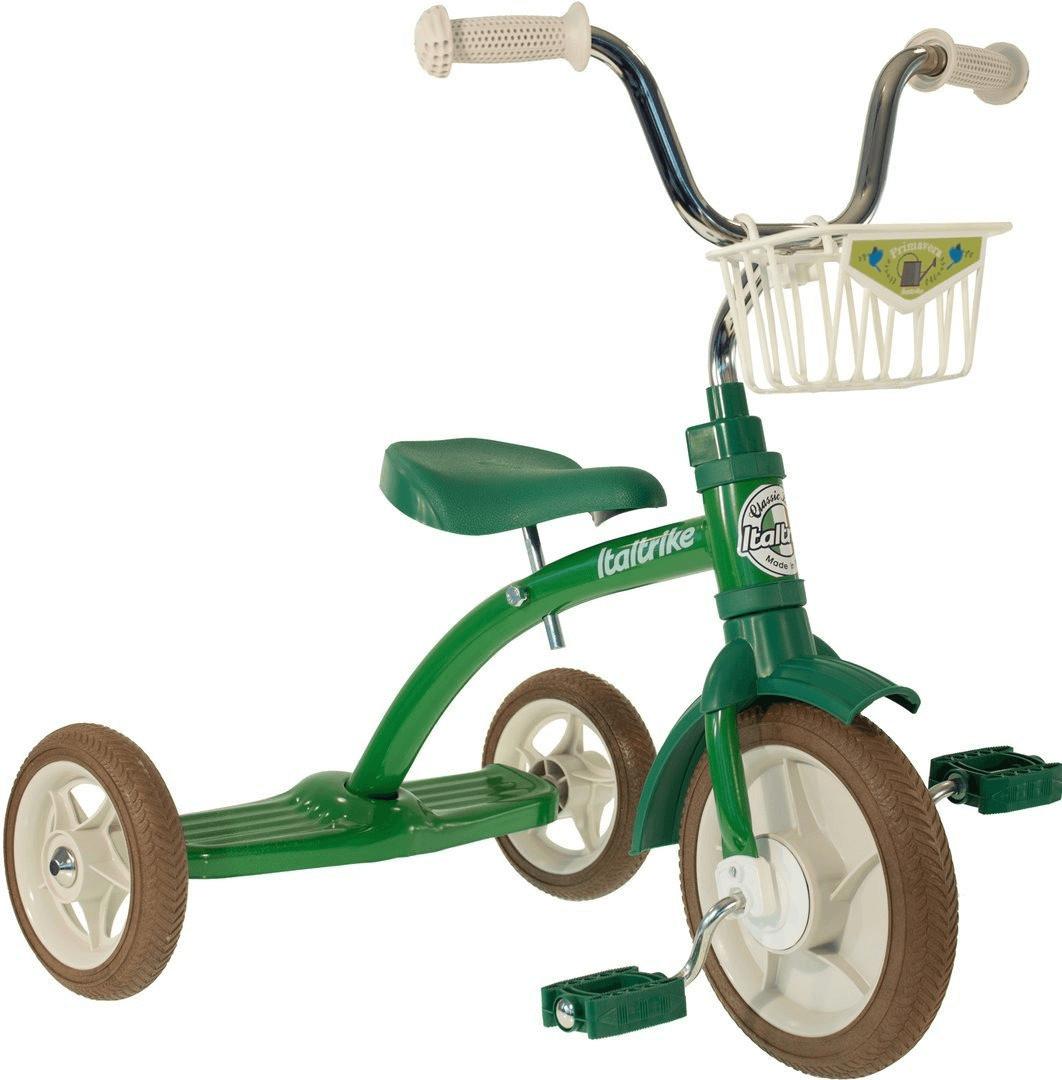Italtrike Lucy dreirad grün