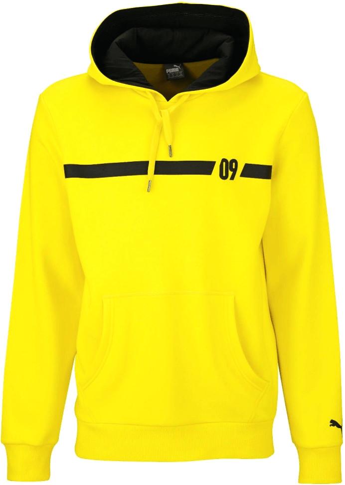 Puma BVB Pullover 09 gelb