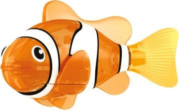 Goliath Robo Fish LED Red Siren