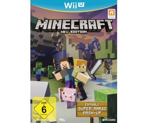 Minecraft Wii U Edition Wii U Ab Preisvergleich Bei - Minecraft spiele anschauen