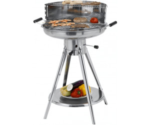 Tepro Holzkohlegrill Cranford : Tepro garten calverton grillwagen gas grill brenner thermometer