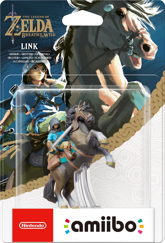 Nintendo amiibo: Link (jinete) (The Legend of Zelda Collection)