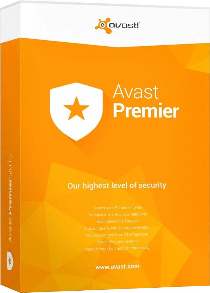 Image of Avast Premier 2016