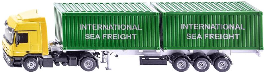 Siku LKW mit Container (3921)