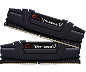 G SKill Ripjaws V 16GB Black DDR4-3600 ab 152,90 € (August 2019