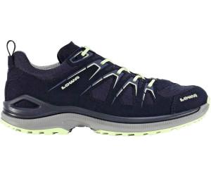 Damen Innox Evo GTX Lo Schuhe navy mint UK 4