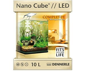 Dennerle NanoCube Complete+ LED 10 L (6020)
