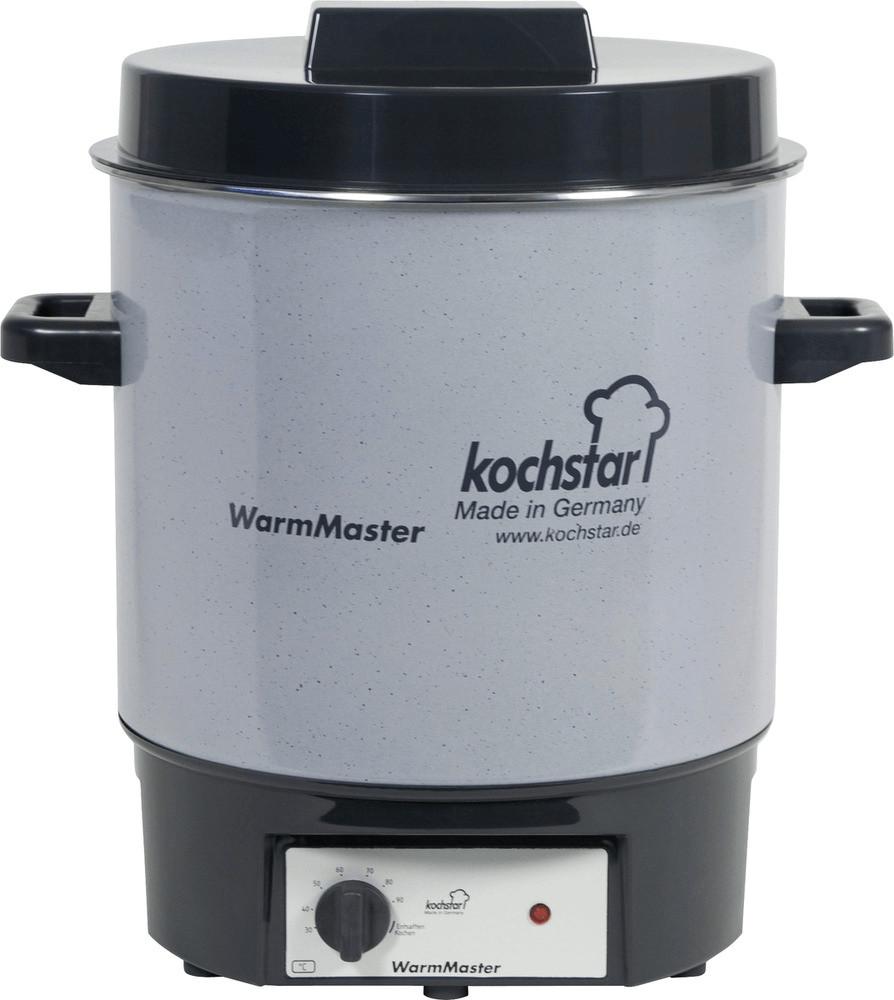 Kochstar WarmMaster weiß