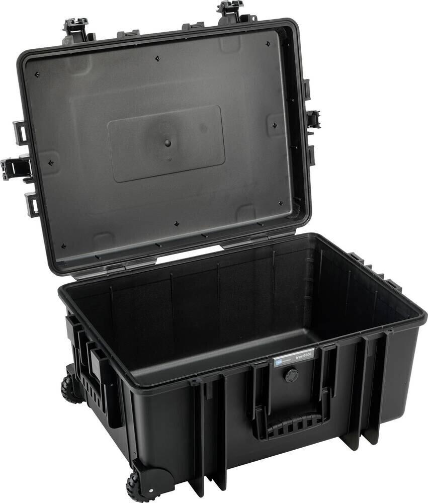 B&W Outdoor Case Typ 6800 leer