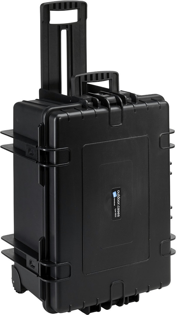 B&W Outdoor Case Typ 6800 incl. SI