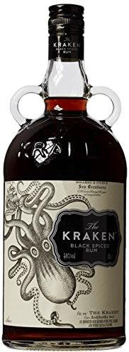 The Kraken Black Spiced 47%