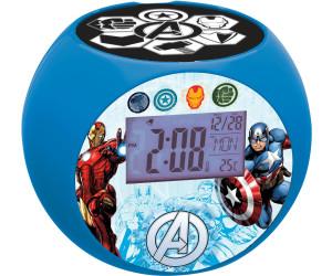 Lexibook Radio réveil projecteur Avengers à partir de 20,98