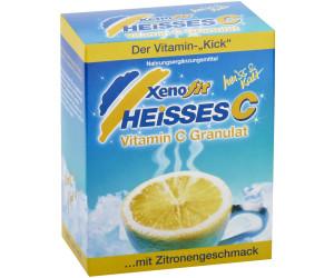 Xenofit Heisses C Beutel (10 x 9 g)