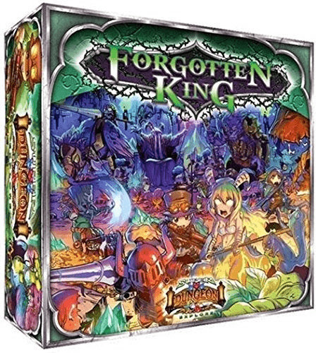 Ninja Division Super Dungeon Explore - Forgotten King (englisch)