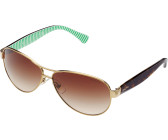 Ralph Lauren RA4096 101 13 (pale gold-havana brown gradient) 4e91386232ba