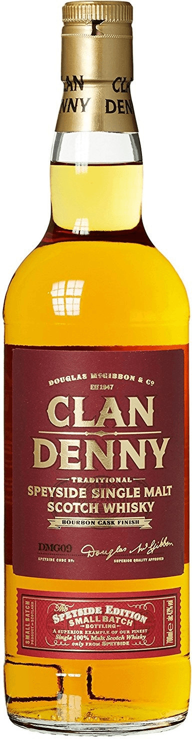 Douglas Laing´s Clan Denny Traditional Speyside...