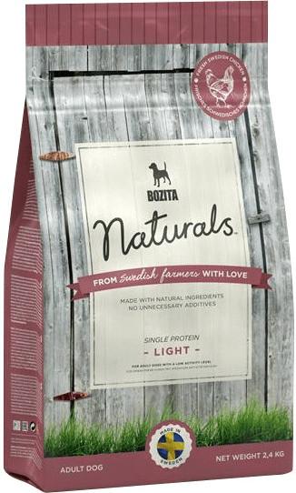 Bozita Naturals Light (2,4 kg)