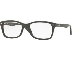 Ray-Ban Damen 5228 Brillengestelle, Schwarz (Negro), 50