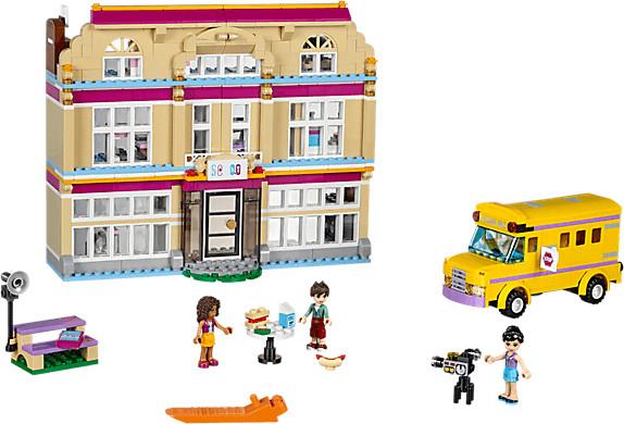 LEGO Friends - L'école du spectacle de Heartlake City (41134)