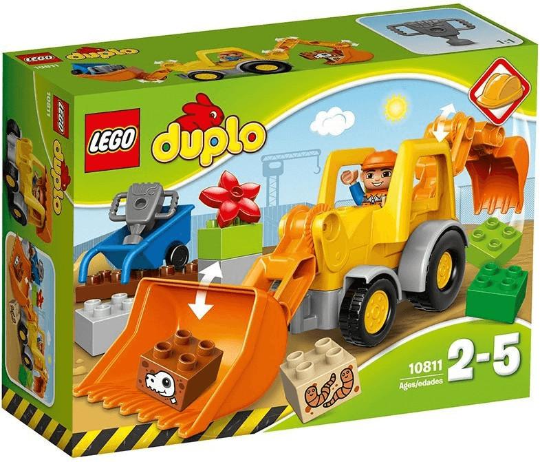 LEGO Duplo - Pala mixta (10811)