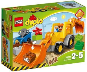LEGO DUPLO SET 10812 10813 Bagger Lastwagen Truck Große Baustelle Big N9//16