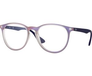 ray ban brille schwarz transparent