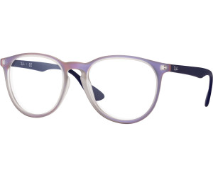 26431cec70 Buy Ray-Ban Erika RX7046 5486 (violet grey) from £66.72 – Best Deals ...