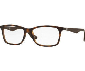 ray ban brille havanna matt