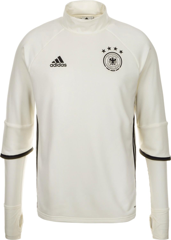 Adidas Deutschland Pullover Performance weiß