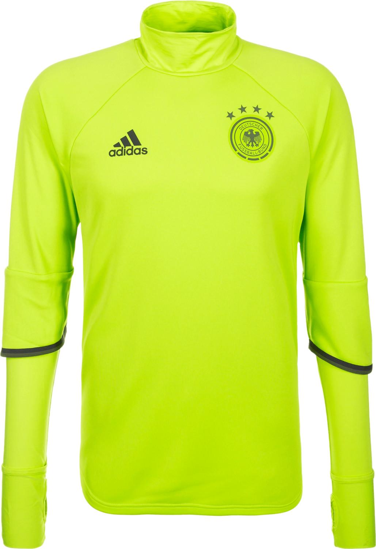 Adidas Deutschland Pullover Performance grün