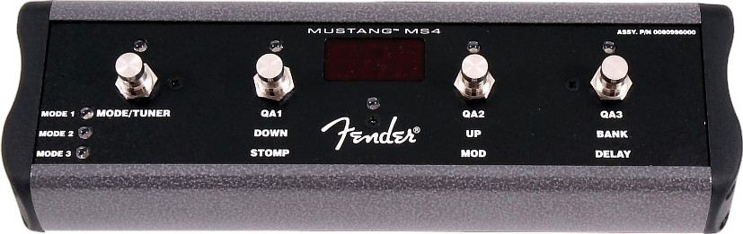 Image of Fender 4 Button Footswitch