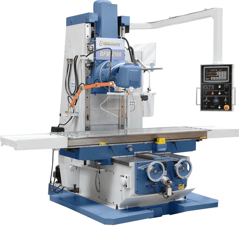 Bernardo Bettfräsmaschine BFM 2100