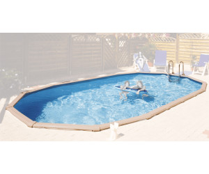pool friends pool set grande rund 640 x 135 cm mit sandfilter ab preisvergleich bei. Black Bedroom Furniture Sets. Home Design Ideas