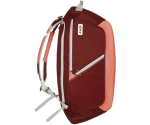Aevor Duffle Bag red dusk (AVR-DFN-001)