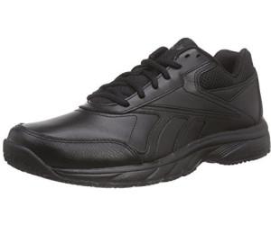 Reebok Damen Work N Cushion 3.0 Walkingschuhe, Schwarz (Black/Black), 42 EU