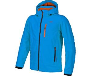 CMP Men Softshell Jacke Zip Hood (3A01787) China Blue Fiesta
