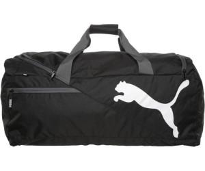 b592bbf7cd Puma Fundamentals Sports Bag L black (7348) ab 26