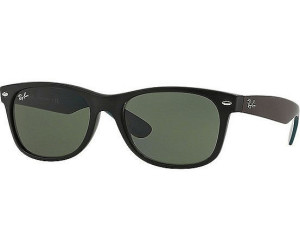 Rb2132 New Wayfarer 6182 Matte Black Green 55/18 145 8ukqfk