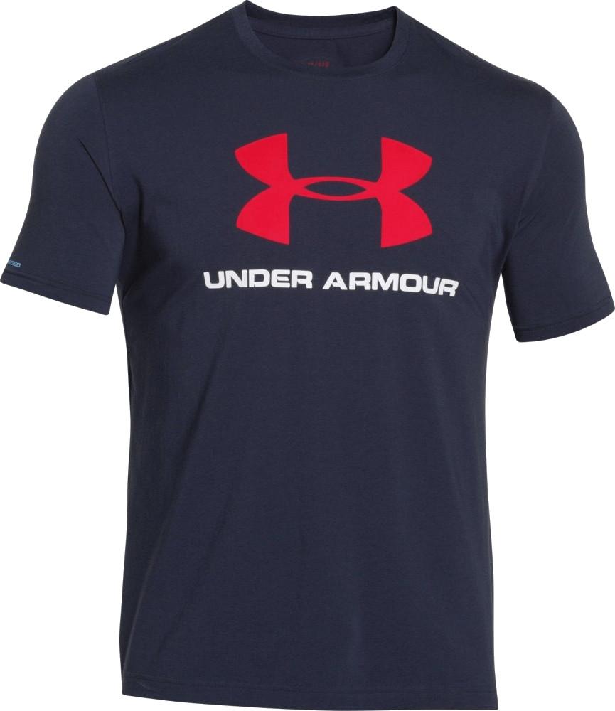 Under Armour Herren T-Shirt UA Sportstyle mit Logo
