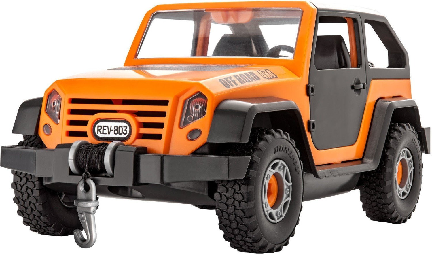 Revell Junior Kit Geländewagen (00803)