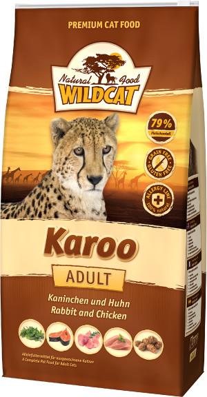 Wildcat Karoo Trockenfutter 500g
