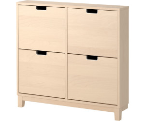 ikea st ll schuhschrank 4 f cher ab 89 00. Black Bedroom Furniture Sets. Home Design Ideas