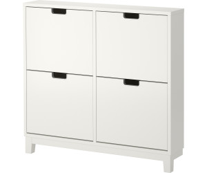 ikea st ll schuhschrank 4 f cher ab 89 00 preisvergleich bei. Black Bedroom Furniture Sets. Home Design Ideas