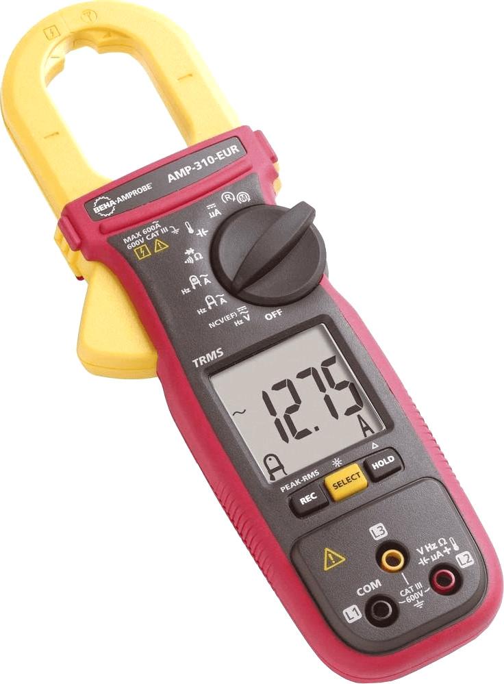 Beha-Amprobe digital Strommesszange AC 600 (AMP-310-EUR)