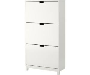 ikea st ll schuhschrank 3 f cher ab 129 00 preisvergleich bei. Black Bedroom Furniture Sets. Home Design Ideas