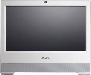 Shuttle X50V5 Barebone white