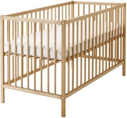 Ikea SNIGLAR Babybett (302.485.37)