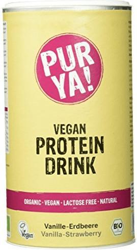 PurYa! Vegan Protein Drink 550g